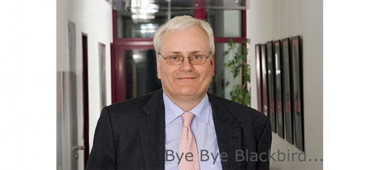 Bye Bye Blackbird: Abschied Dr. Osburg in den Medienbereich
