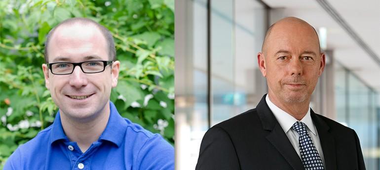 """Breakfast and More mit der Marsh GmbH zum Thema: """"Cyber Risk – Forschungsstand und Anwendungsaspekte""""..."""