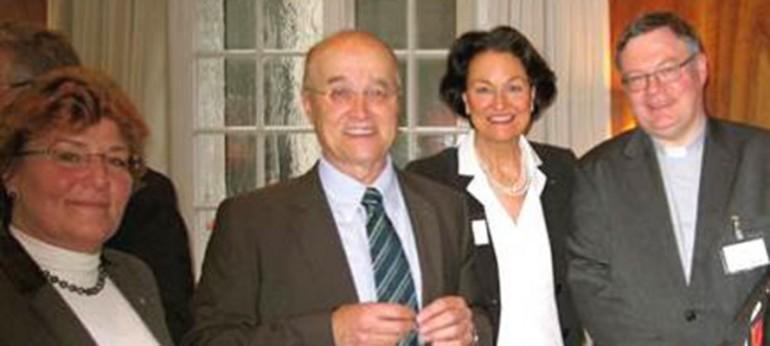 BKU-Vortagsveranstaltung mit Prof. Strohmeier